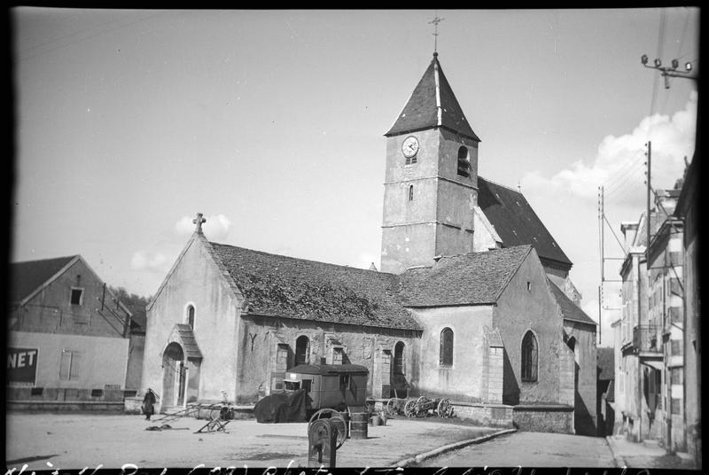 Eglise paroissiale Saint-Cyr-Sainte-Julitte