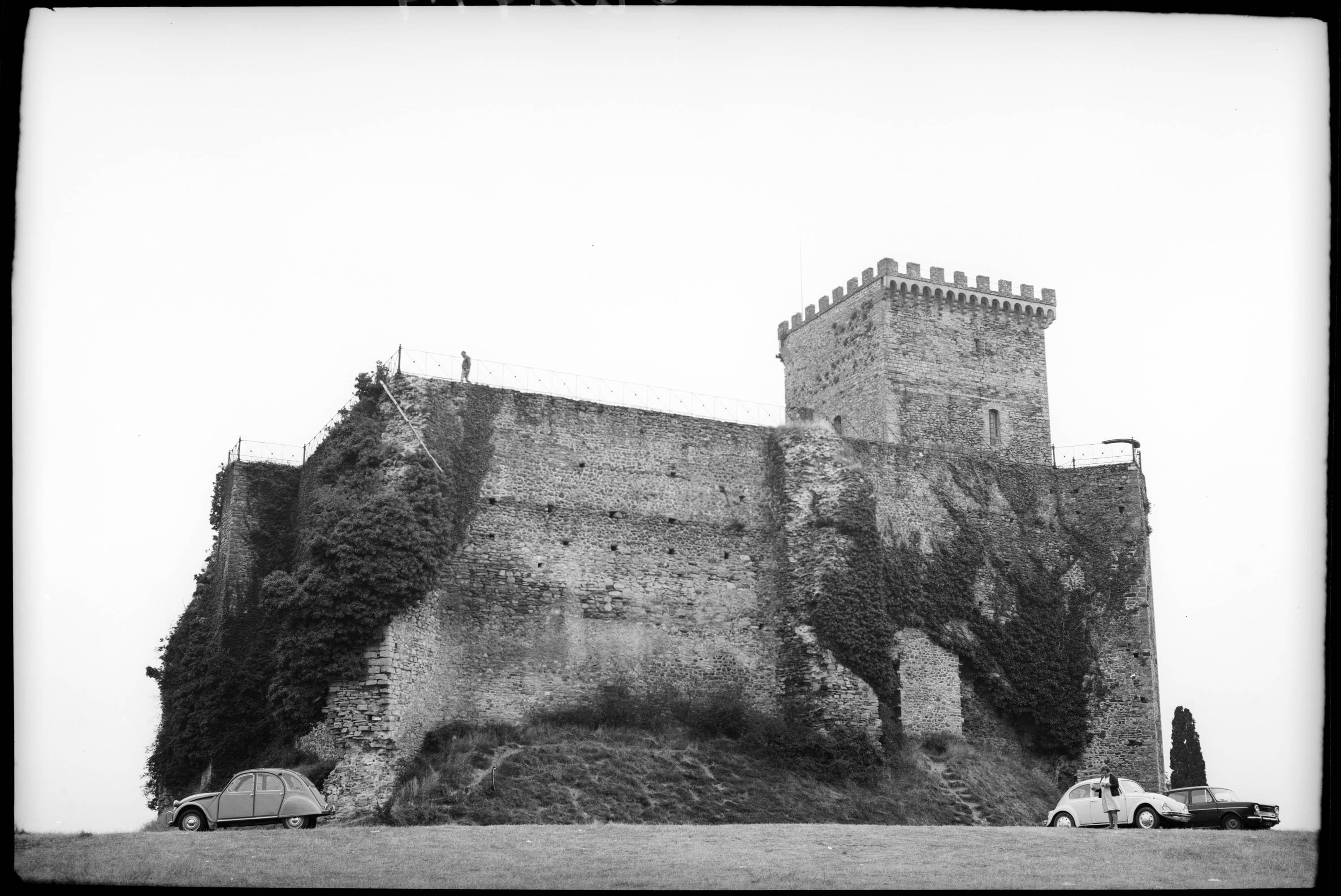 Ruines et donjon de Gaston Phoebus