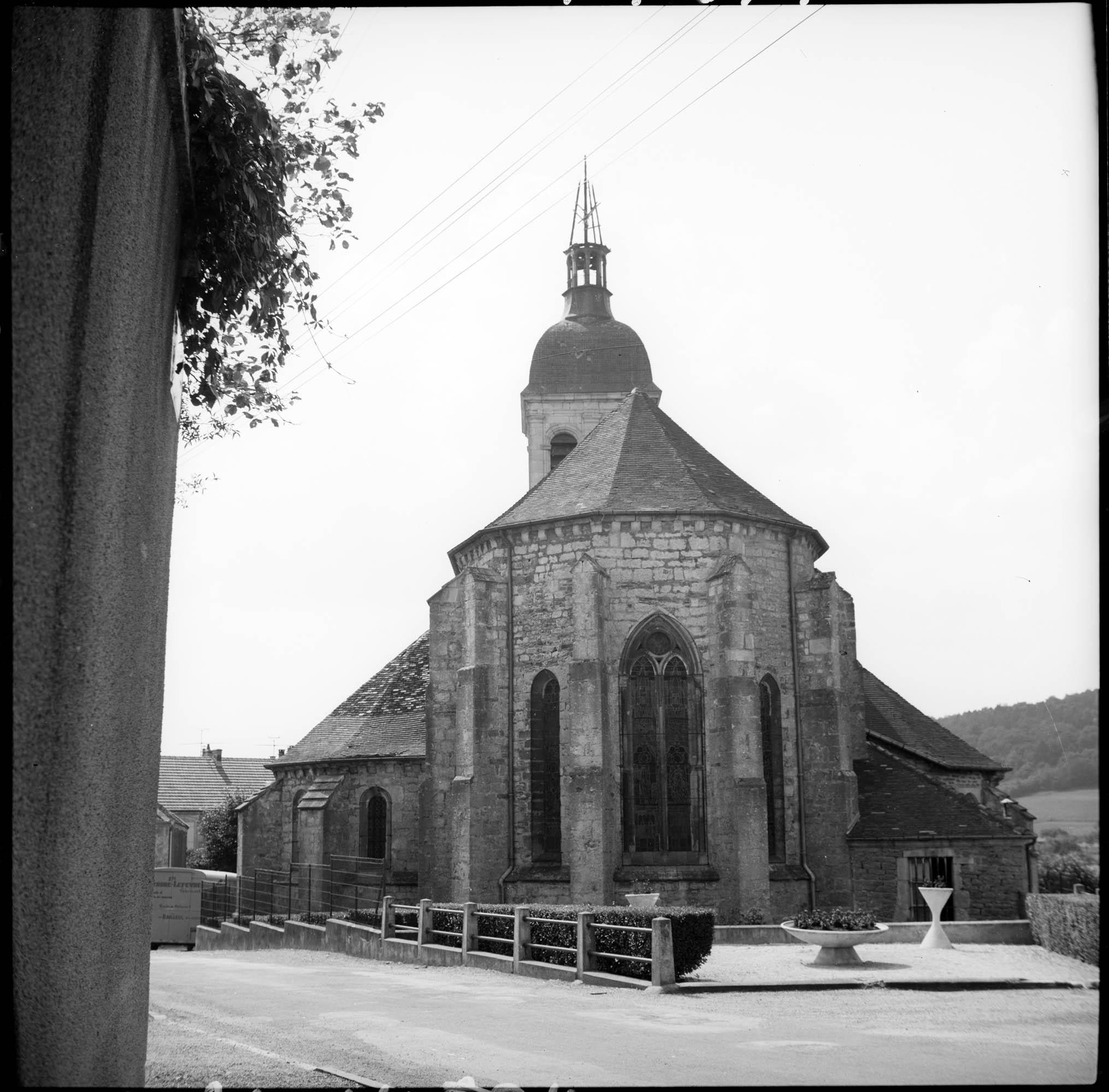 Eglise d'Andelot