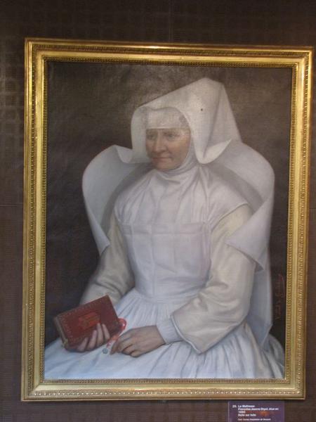 tableau : Portrait de la maîtresse Françoise Jeanne Bigot, vue générale