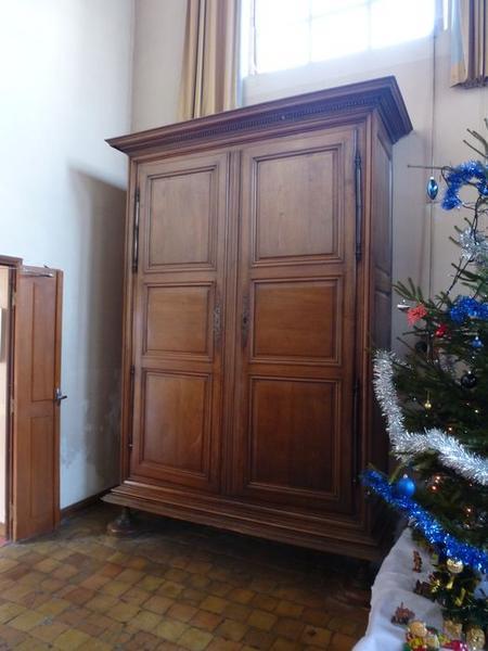 armoire, vue générale