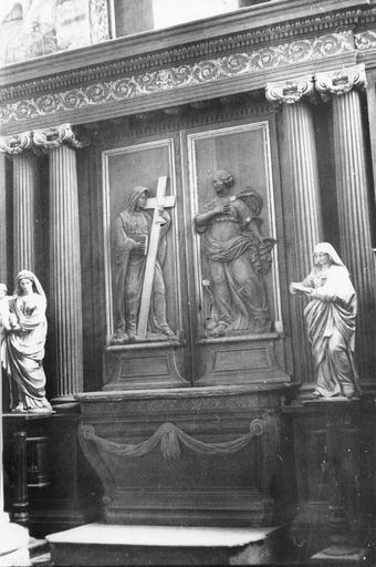 Lambris de revêtement, bioseries du 18e siècle