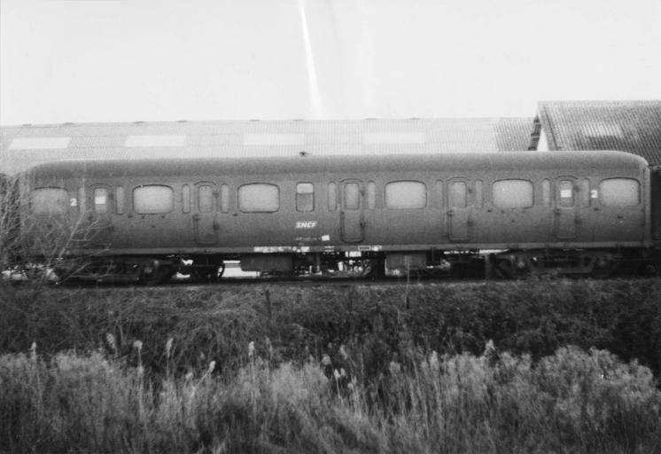 Rame de six véhicules type express, 1928-1929, B11tz37641