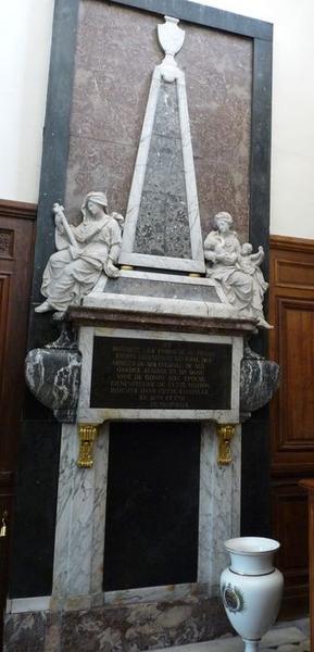 Monument funéraire de Pierre Stoppa, lieutenant général des armées du roi, et d'Anne de Gondy, sa femme