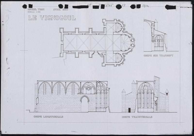 abbaye du Vignogoul