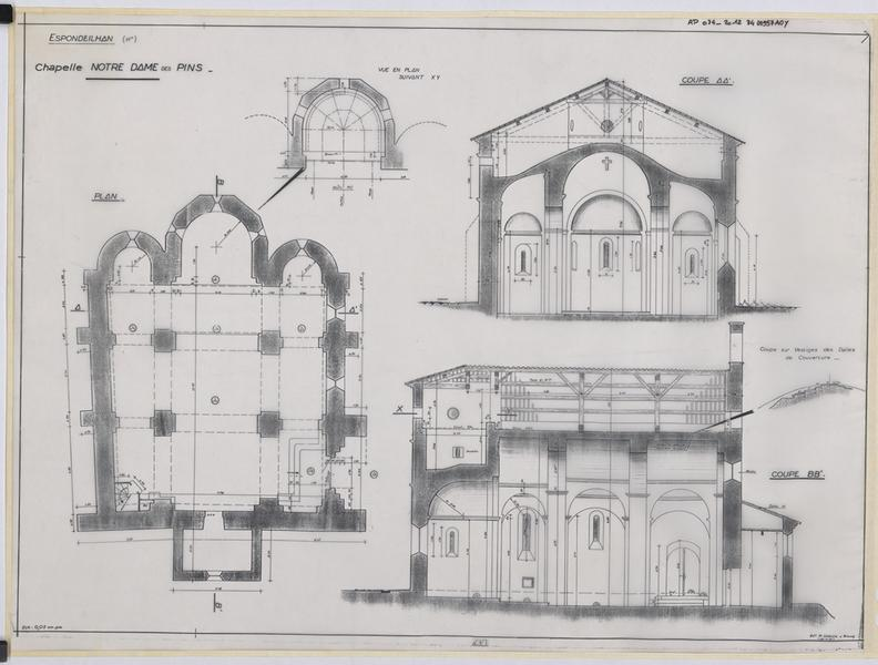 Eglise Notre-Dame-des-Pins