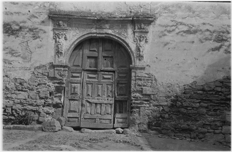 Portail ouest