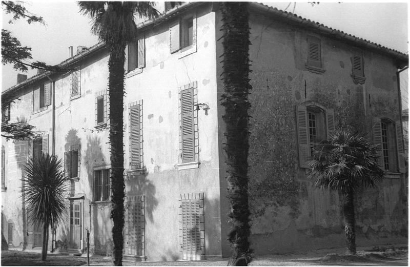 Angle de façades sur rue