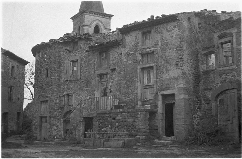 Village dit le Vialle (ancien)