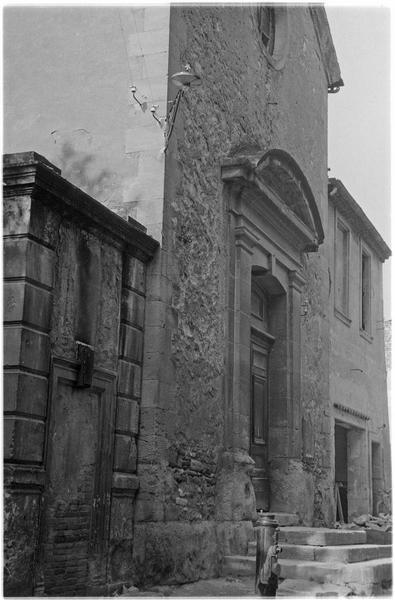 Chapelle d'Ursulines Saint-Nom-de-Jésus, de Pénitents Noirs