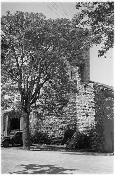 Tour de l'Hôpital sur les anciens remparts