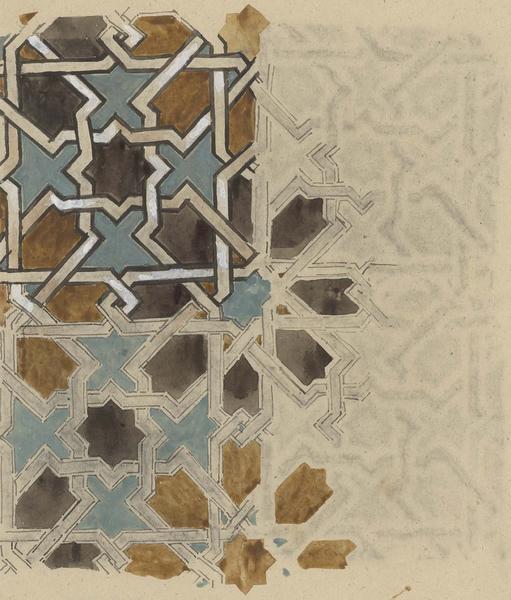Décors de mosaïques