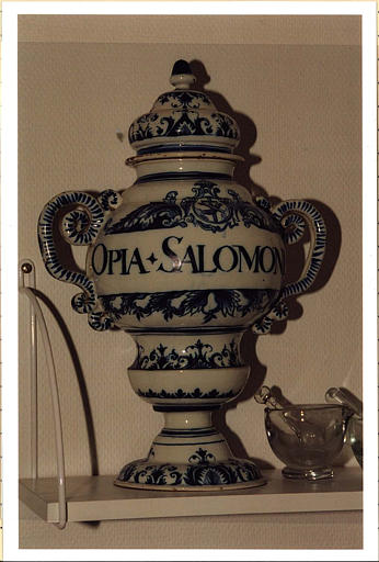 Pot à pharmacie OPIA SALOMONIS