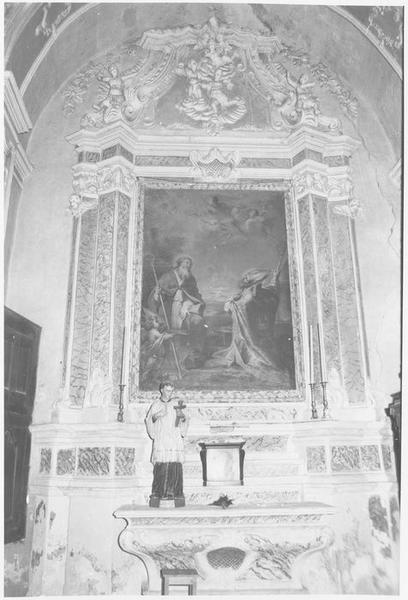 retable de saint Blaise et de saint Eloi