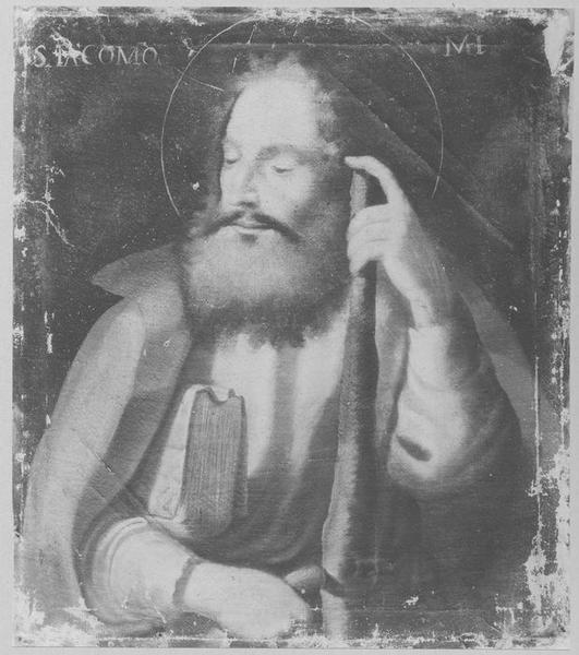 tableau : saint Jacques le Mineur