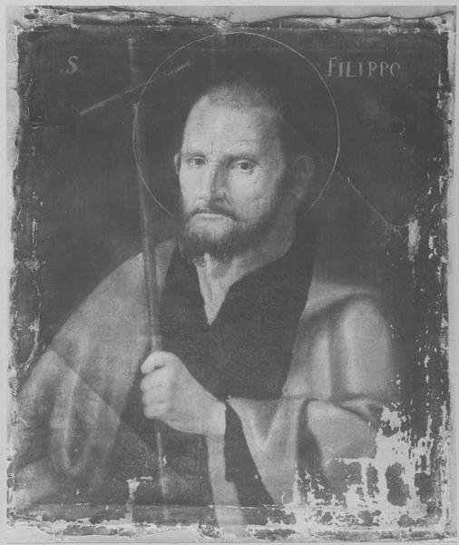 tableau : saint Philippe