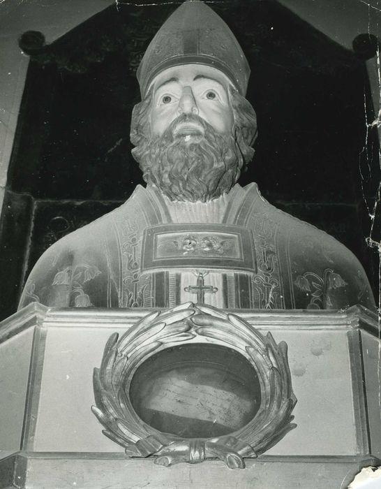 Buste-reliquaire : Saint Marcellin