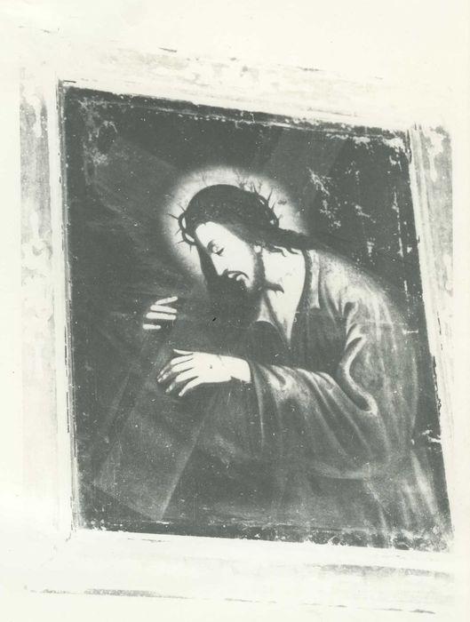Tableau : Christ portant sa croix