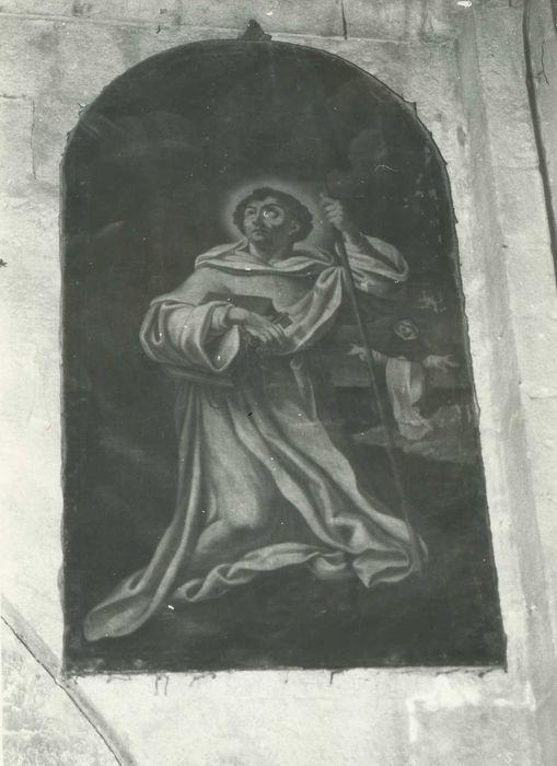 Tableau : Saint en extase