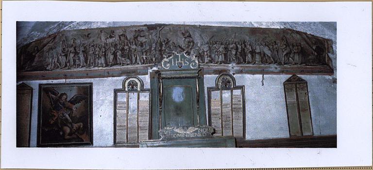 Estampe monumentale : le Triomphe de Jésus-Christ