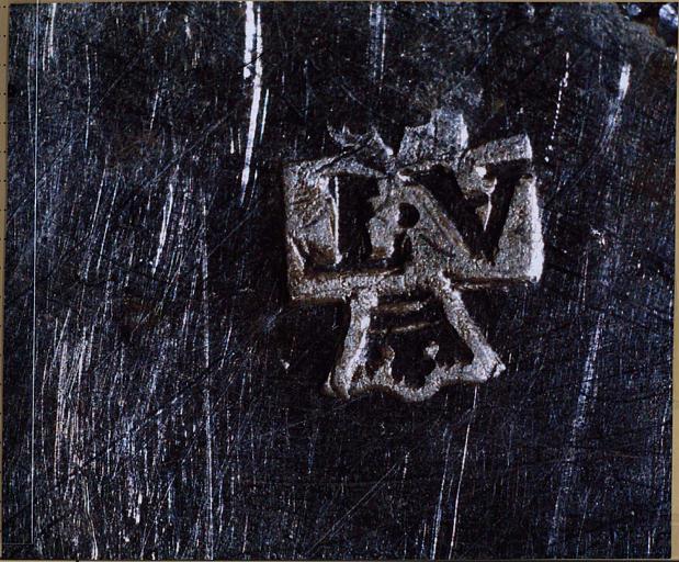 Calice, détail du poinçon