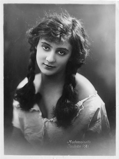 Portrait de Mademoiselle Paulette Ray