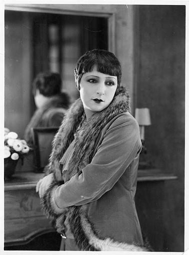 Portrait de Maria Dalbaicin dans 'La grande amie' de Max de Rieux