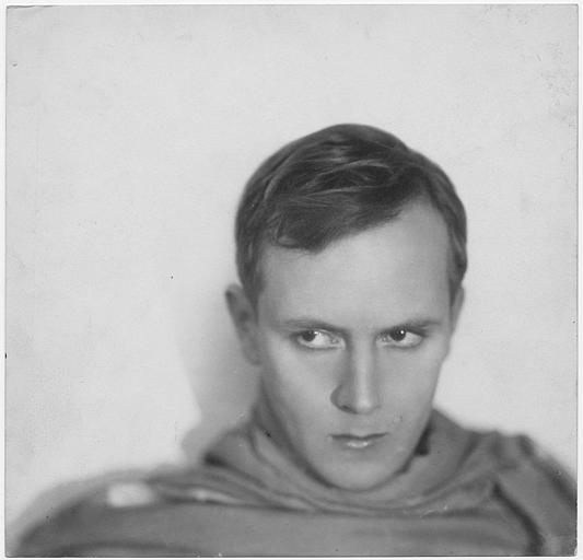 Portrait de Jaques Catelain