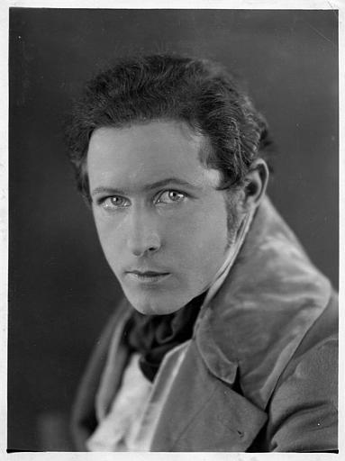 Portrait de Jean Dehelly dans 'Graziella' de Marcel Vandal
