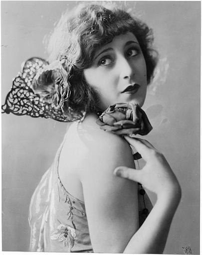 Portrait de Virginia Brown-Faire