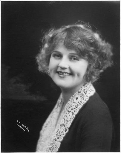 Portrait de Lillian Walker