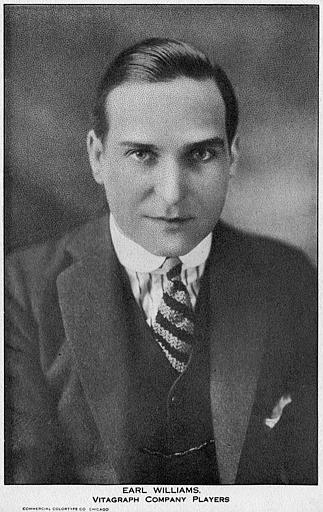 Portrait d'Earle Williams (Vitagraph company)