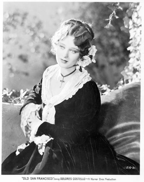 Portrait de Dolores Costello