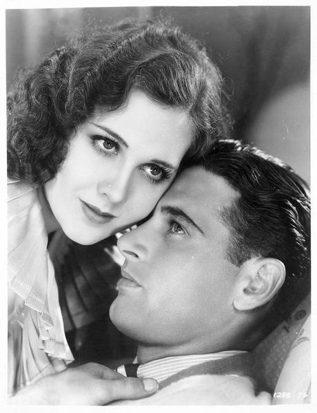 Portrait de Mary Brian et Richard Arlen