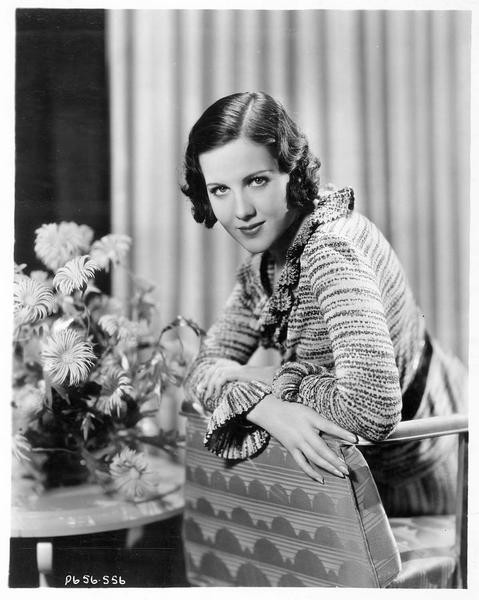 Portrait de Mary Brian