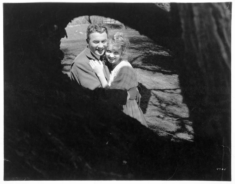 Portrait de Jane Novak et de Tom Moore