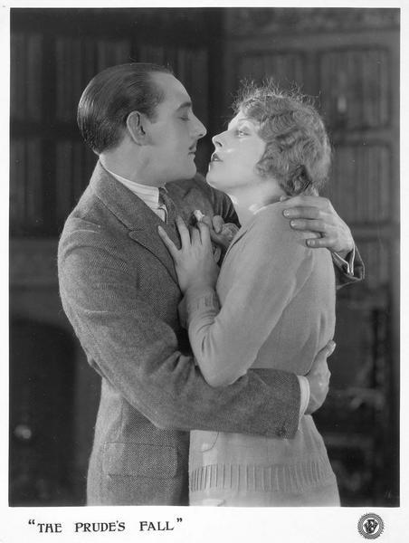 Béatrice Audley (J. Novak) et André le Briquet (W. Ward)