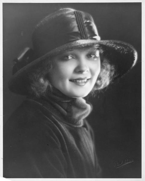 Portrait de Winifred Westover