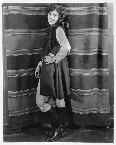 Portrait de Patsy Ruth Miller