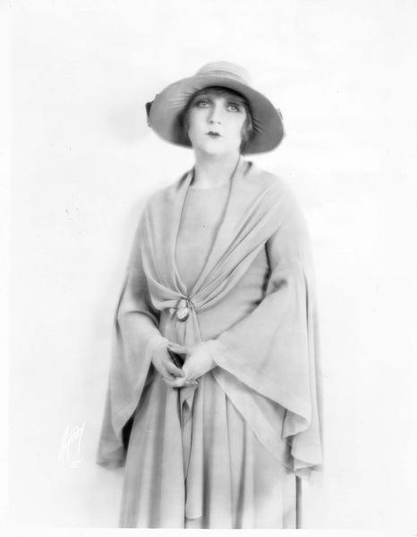 Portrait de Belle Bennett