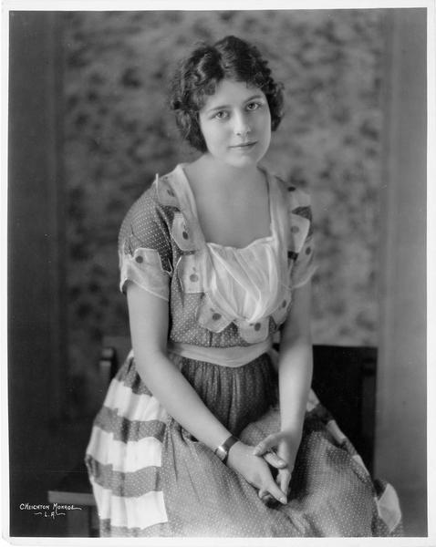 Portrait de Alice Calhoun