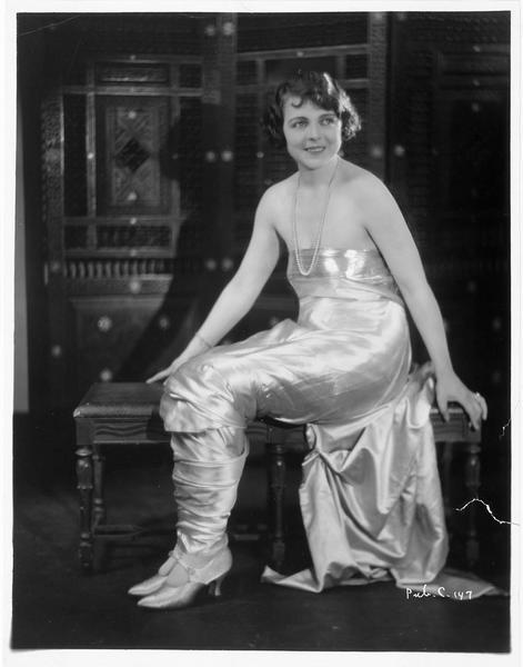 Portrait d'Helene Chadwick