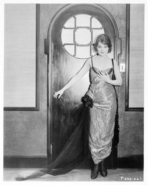 Portrait de Betty Ross Clarke
