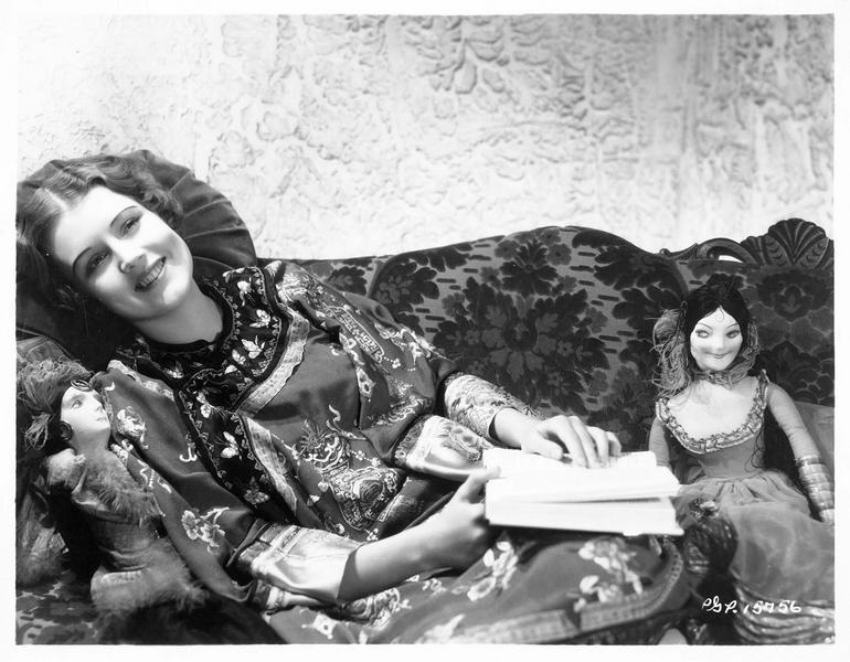 Portrait de June Collyer