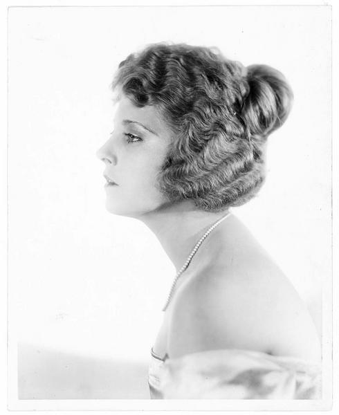 Portrait d'Eileen Percy