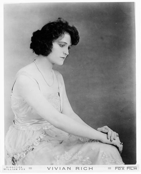 Portrait de Vivian Rich