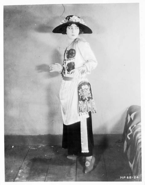 La princesse Triloff (A. Nazimova)