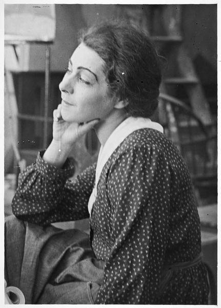 Joan (A. Nazimova)