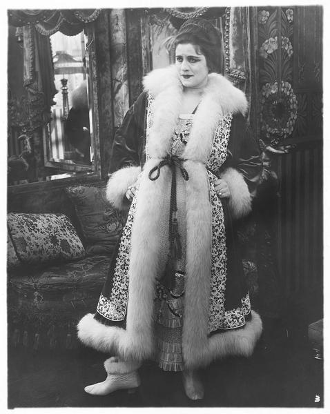 Portrait de Valeska Suratt