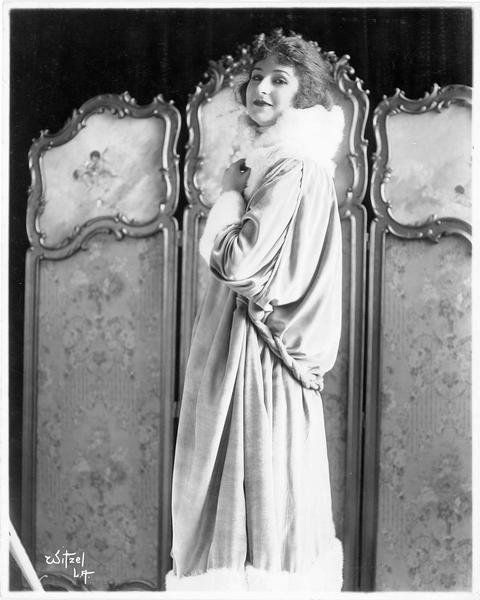Portrait de Ethel Ullman